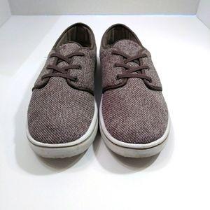 Under Armour Street Encounter Gray No Tie Sneakers